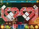 скриншот игры Пасьянс пары. Новый год