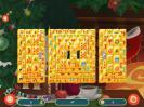 Скриншот №4 для игры Рождественский маджонг 2