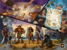 Скриншот №2 для игры Мозаика Пазл. Пираты. Сокровища Карибского моря