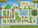 Скриншот №1 для игры Защитники сада. Новогодний переполох
