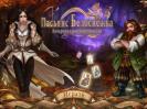Скриншот №1 для игры Пасьянс Белоснежка. Зачарованное королевство