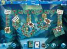 Скриншот №3 для игры Солитер Джек Мороз. Зимние Приключения 2