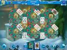 Скриншот №3 для игры Солитер Джек Мороз. Зимние Приключения 3