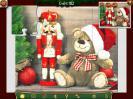 Скриншот №1 для игры Праздничный пазл. Рождество 2
