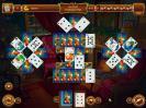 Скриншот №2 для игры Пасьянс солитер. Рождество