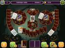 Скриншот №2 для игры Пасьянс. Хэллоуин Солитер