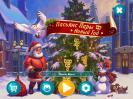 Скриншот №1 для игры Пасьянс пары. Новый год