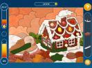 Скриншот №4 для игры Мозаика. Пазл. Рождество