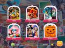 Скриншот №5 для игры Праздничные мозаики. Хэллоуин