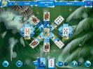 Скриншот №2 для игры Солитер Джек Мороз. Зимние Приключения