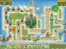 Скриншот №2 для игры Защитники сада. Новогодний переполох