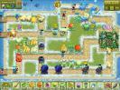 Скриншот №4 для игры Защитники сада. Новогодний переполох