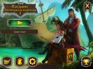 Скриншот №1 для игры Пасьянс. Легенды о пиратах 2