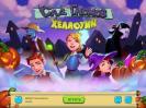 Скриншот №1 для игры Сад гномов. Хэллоуин