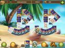 Скриншот №2 для игры Пасьянс. Пляжный сезон. Музыка волн