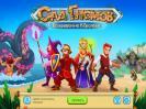 Скриншот №1 для игры Сад Гномов. Возвращение Королевы