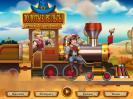 Скриншот №1 для игры Золотые Рельсы. История одного города
